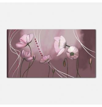Quadri moderni con fiori - TAMARA