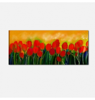Modern paintings - TULIPANI