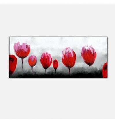 SADUKA - Dipinto con fiori