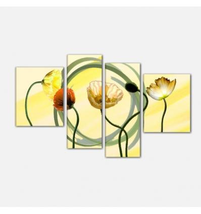ZEUS - Cuadros con flores