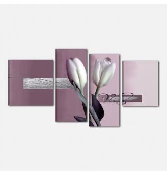 IVETTE - Quadri con fiori
