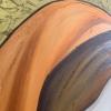 Quadro capezzale dipinto a mano -