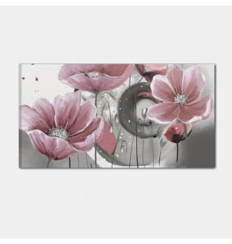 KAILA - Cuadro con flore