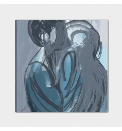 Quadro moderno - Passione d'amore