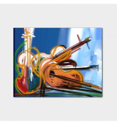 Quadro musica - Dolce melodia
