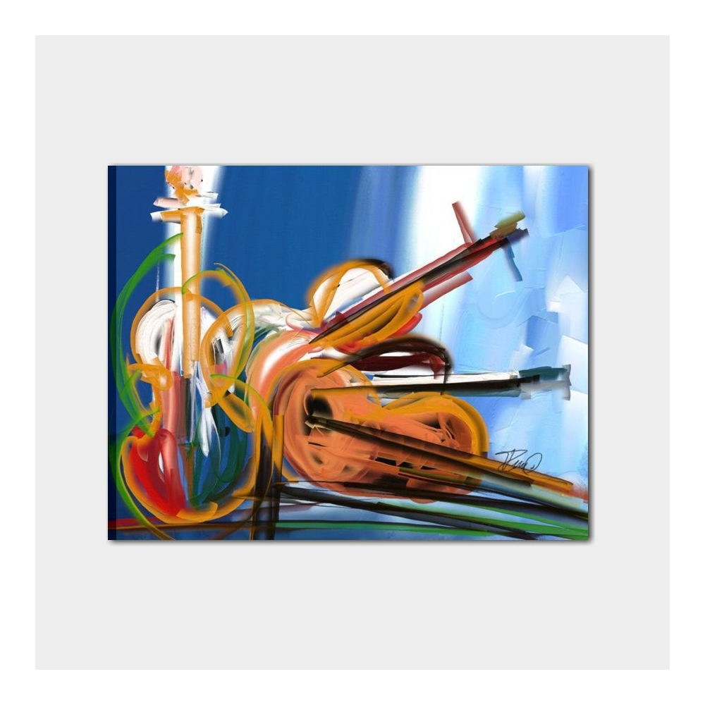 big sale a231a fda67 Music Painting - Dolce melodia