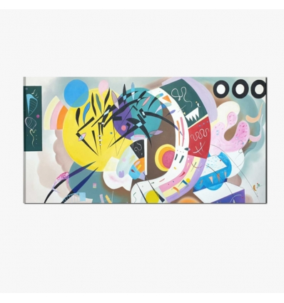 Omaggio a Kandinsky - Dominant Curve