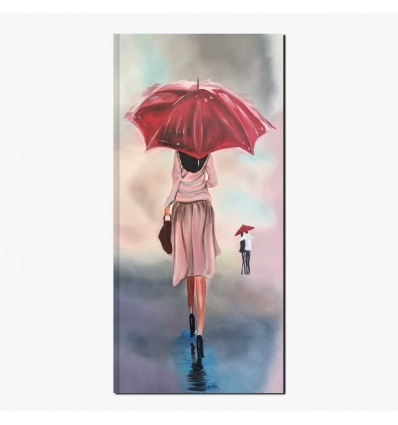 RAIN - Mujer bajo la lluvia