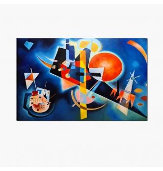 Omaggio a Kandinsky - IM BLAU