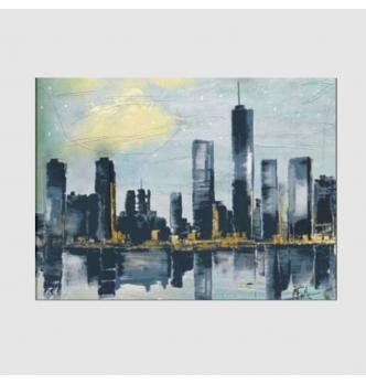 Quadro moderno - New York 2