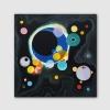 Omaggio a Kandinsky Several Circles - Quadri astratti