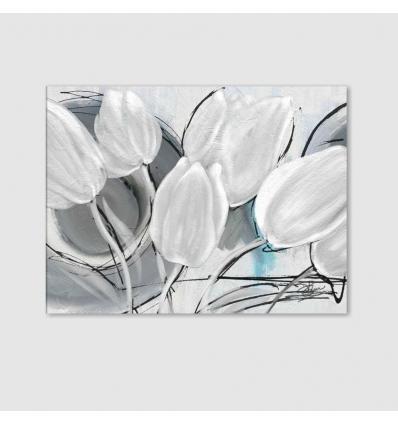 Quadri con fiori - Melantha