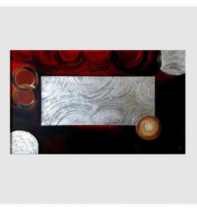 DORIAN 2 - Quadro astratto materico