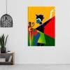 CAROLYN - Modern painting singer