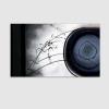 NIORIS - Quadri astratti grigio e nero