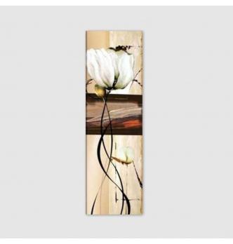 ZELMA - Quadro con fiore