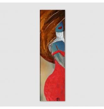 Quadro verticale - Magda