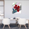 ADELIA - Modern painting flowers