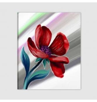 ADELIA - Quadro moderni fiori