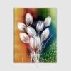 Cuadros modernos con flores - AUDREA