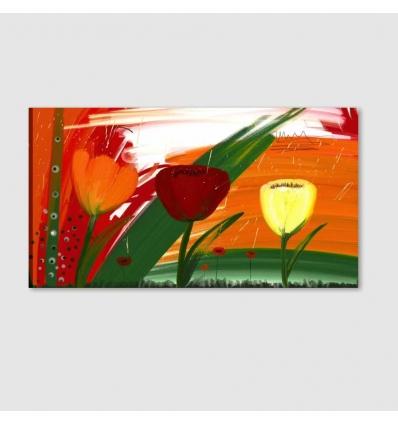 Quadri moderni con fiori - Ramira