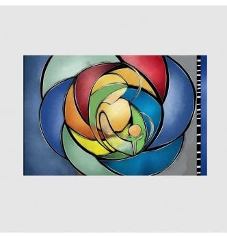 Quadri religiosi capoletti - Virtù di colori