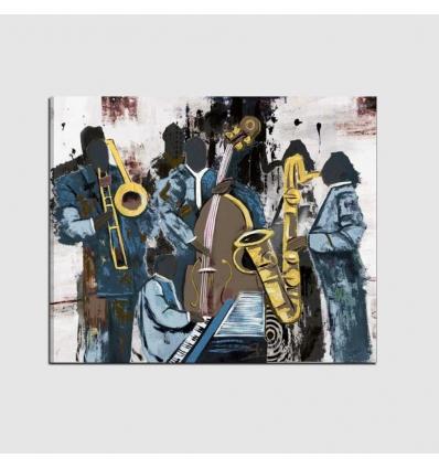 MUSICANTI - quadri moderni
