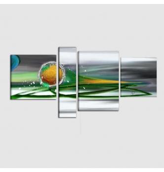ADEA - Cuadros modernos verde
