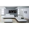 TOBAGO - Quadro moderno bianco nero
