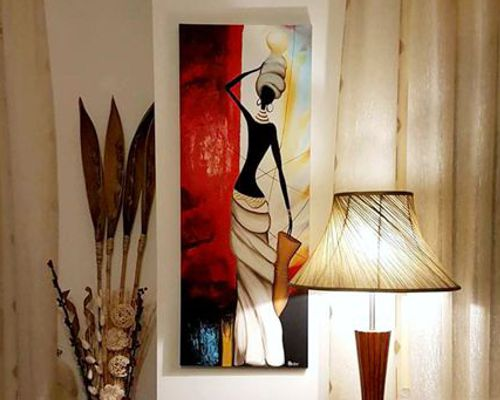 Vendita online di quadri moderni, astratti ed etnici dipinti a mano ...