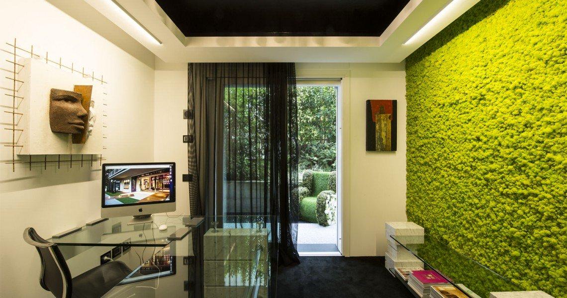 Arredare con le piante i quadri verdi for Arredare parete